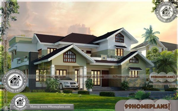 Modern Villa Design Plan Kerala Traditional House Plans With Photos Modern Villa Design House Plans With Photos Villa Design