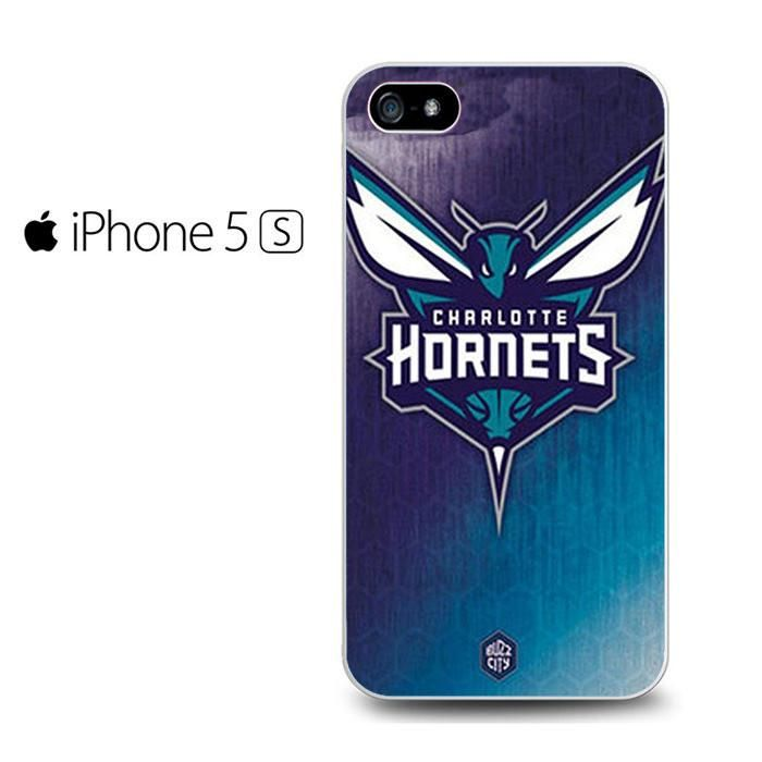 Charlotte Hornets Logo Iphone 5 Iphone 5S Iphone SE Case