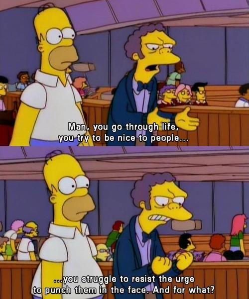 Simpsons Quotes: Best 25+ Rhetorical Question Ideas On Pinterest