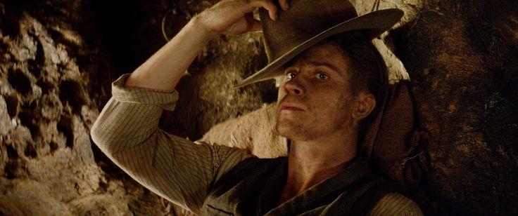 Pan Garrett Hedlund Movie Image