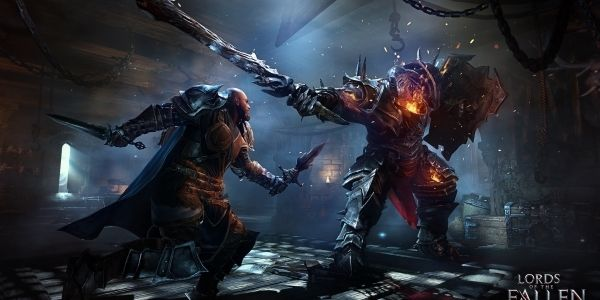 Vídeo de 5 horas de Lords of the Fallen