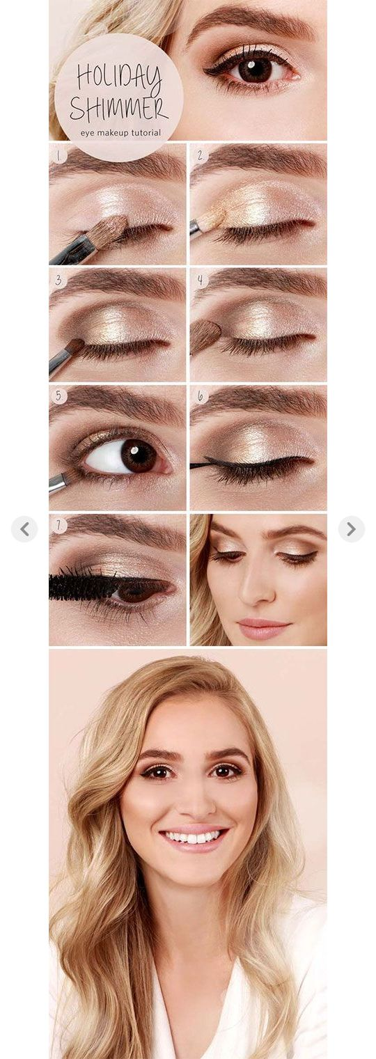 Makeup 2018 10 Simple and Simple Summer Makeup Tutorials for Beginners 20