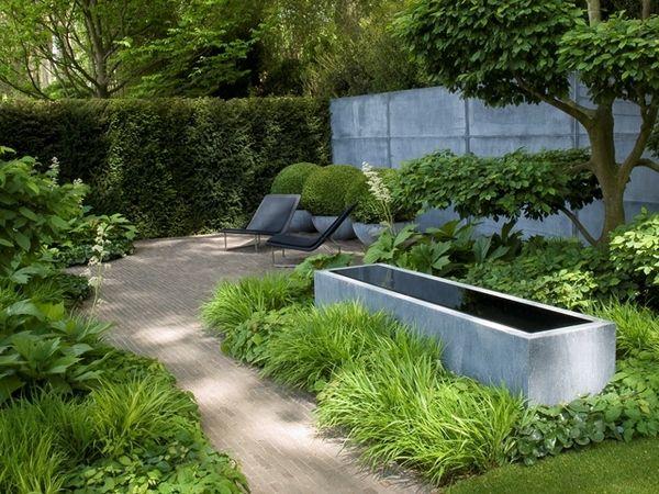Zinc water fountain from The Chelsea Gardener around £6535