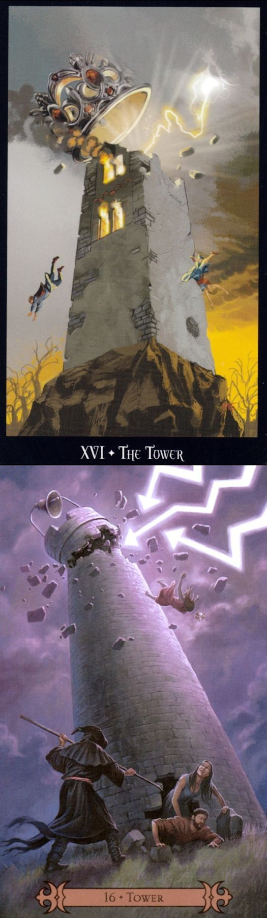 THE TOWER: collapse and avoiding suffering that could lead to growth (reverse). Witches Tarot deck and Spellcasters Tarot deck: free one card tarot reading yes or no, free tarot reading free and card reader. New halloween costumes and tarot cards how to read.