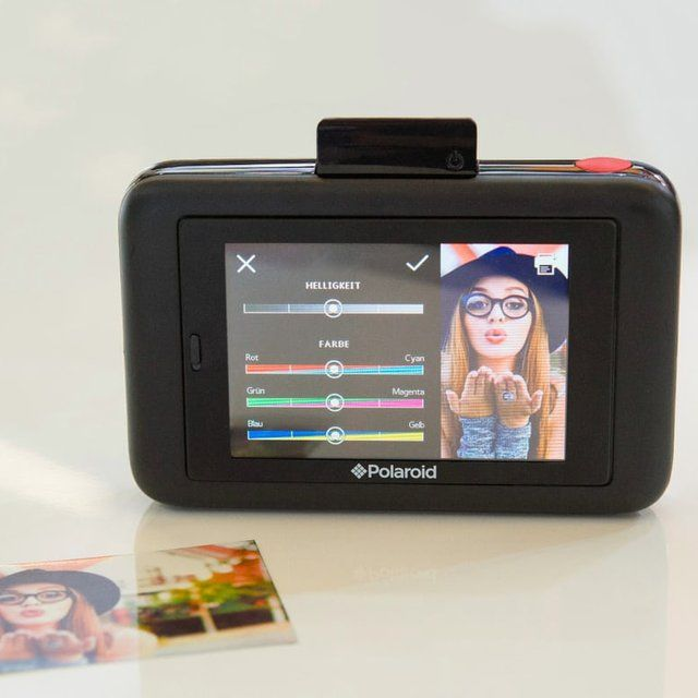 Fancy   Polaroid Snap Touch Instant Print Digital Camera