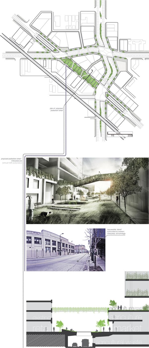 Ecological relationalism urban design proposal by daniel for Dan nelson architect