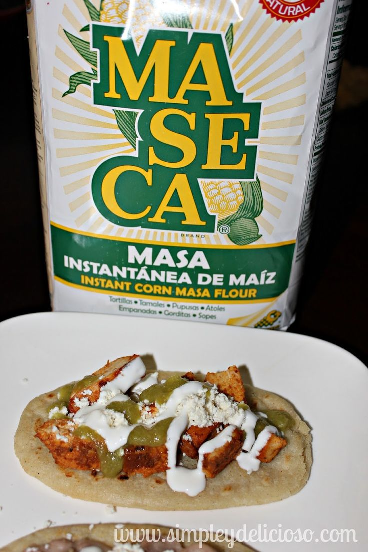 Simple & Delicioso: Huaraches Mexicanos {Receta} #MasecaNosGusta #Ad