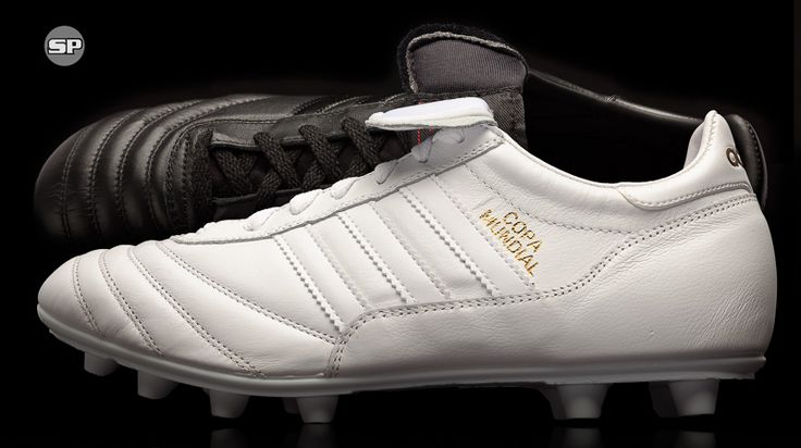 The truth. adidas Copa Mundial blackout/whiteout Soccer Cleats. At SoccerPro now.