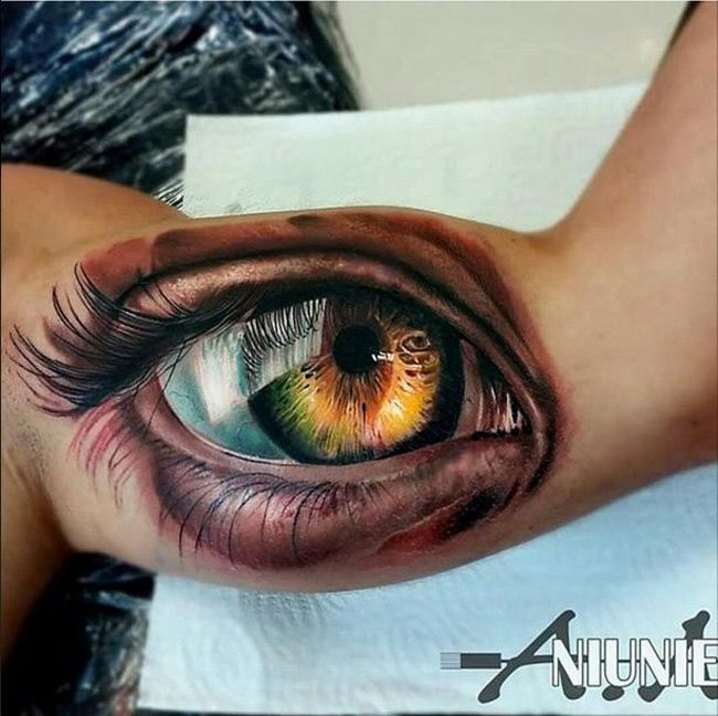 Best 25 realistic eye tattoo ideas on pinterest eye for Eye tattoo art