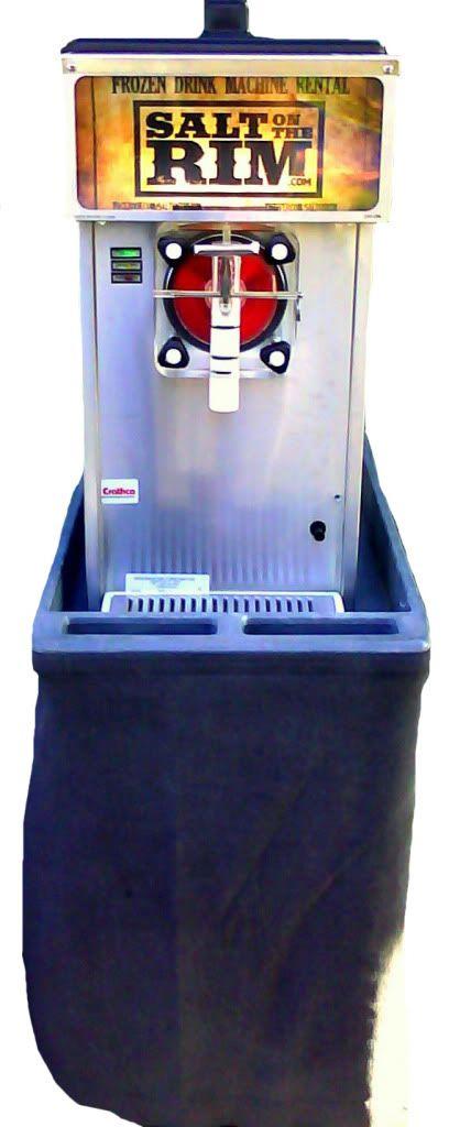 Frozen Drink Machine   @Shannon Warne stealing your idea :P