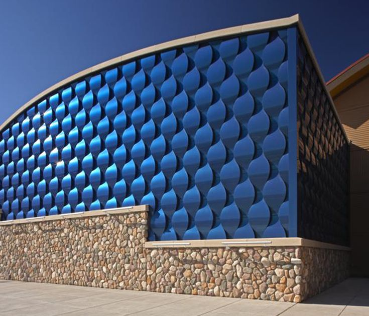 Wall Panels Alucobond 174 Spectra From Alucobond Metal Wall
