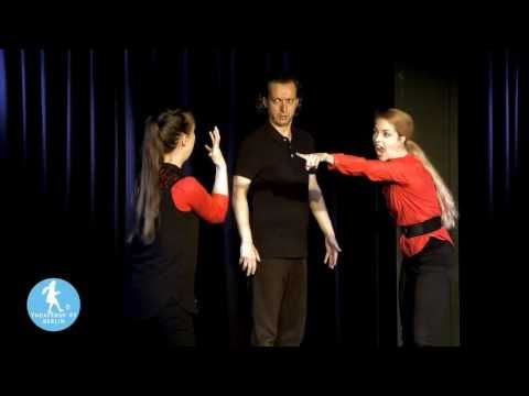 "Theatersport Berlin: ""Fritz Lang 2""  From: BKA-Theater  #Theaterkompass #TV #Video #Vorschau #Trailer #Theater #Theatre #Schauspiel #Clips #Trailershow"