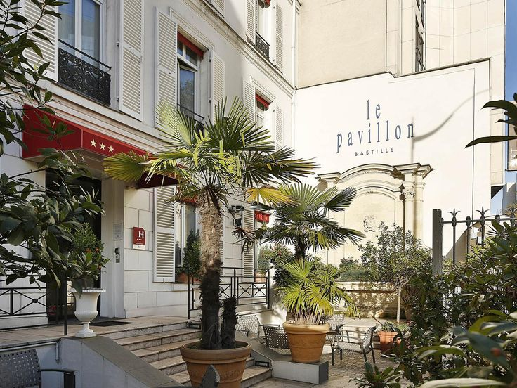 Paris Hotel Pavillon Bastille France, Europe Set in a prime location of Paris, Hotel Pavillon Bastille puts everything the city has to offer just outside your doorstep. The hotel has everything you need for a comfortable stay. To be found at the hotel are free Wi-Fi in all rooms, 24-hour front desk, facilities for disabled guests, luggage storage, Wi-Fi in public areas. Television LCD/plasma screen, internet access – wireless (complimentary), non smoking rooms, air conditionin...