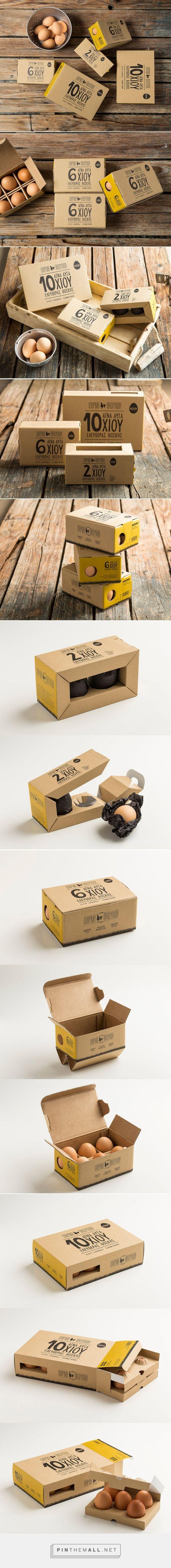 Pafylida Farm Range eggs by Maria Romanidou