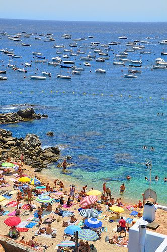 Costa Brava, Spain    Within easy reach of the city either by train or car is the region of Costa Brava. Highlights include the Salvador Dali Museum in Figueres and the superb white buildings and traditional atmosphere in Cadaques. Both are well worth visiting.