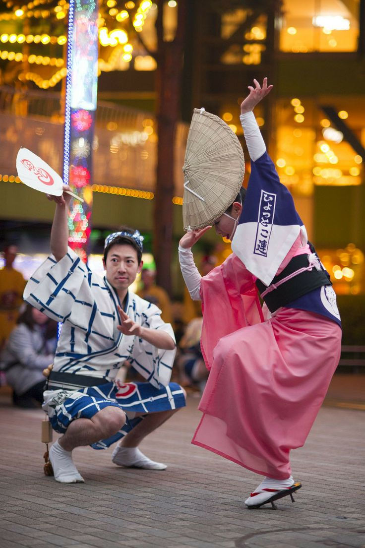 Awaodori at LaQua Mandala Globe, Tokyo Dome City