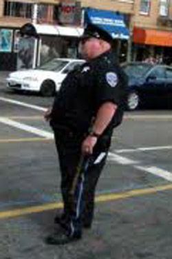 fat cop - obese police officer | The Fattest Cops ...