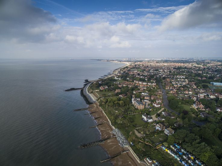 https://flic.kr/p/v3f5NM | Felixstowe | Aerial view
