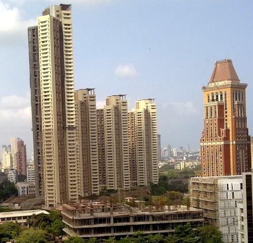 Vivarea Towers in Mumbai(49 floors)