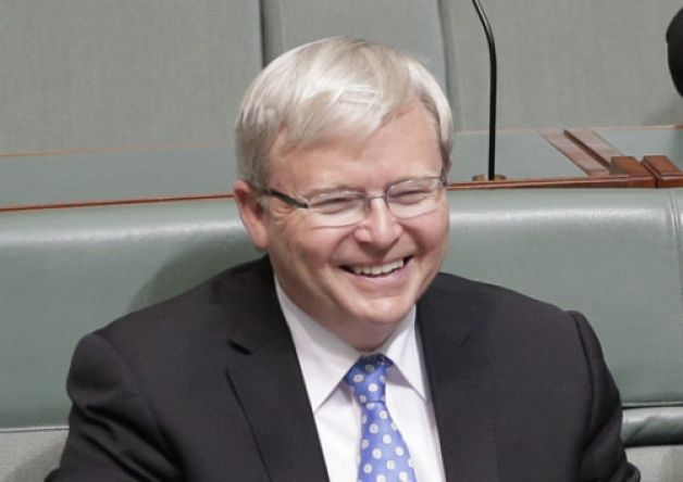 Kevin Rudd has returned to lead the Australian Labor Party, and replaces Julia Gillard as Prime Minister. Picture: AP