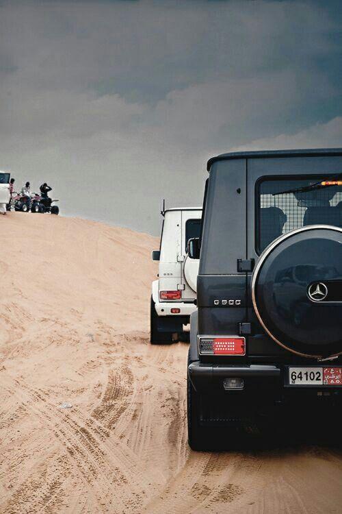 Mercedes benz G500 wagon