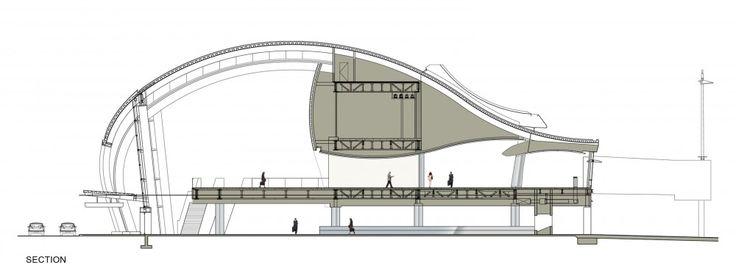 Norman Y.Mineta San Jose International Airport Terminal B / Fentress Architects (19)