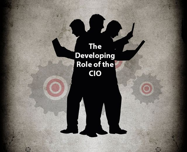 the changing role of it in Cio strategies: how the it leadership role is changing and how will it evolve during the next decade.