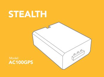 AutoConnect STEALTH GPS Tracking System (Rogers)