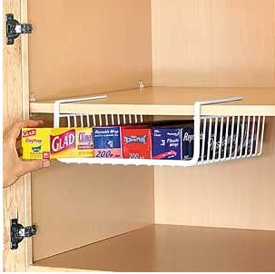kitchen shelf wrap organizer 10 Great Kitchen Organization Products to Make Your Life Easier!