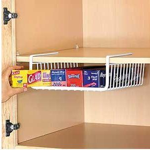 kitchen shelf wrap organizer 10 Great Kitchen Organization Products to Make Your Life Easier!