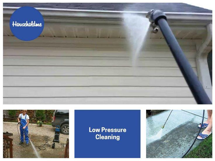 Low Pressure Cleaning  #pressure #cleaning #cleaningtips #pressurecleaning