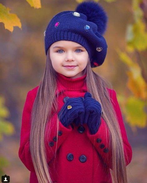 Anastasia Knyazeva, la plus belle petite fille du monde   Enfants ... a4eda23ef9b