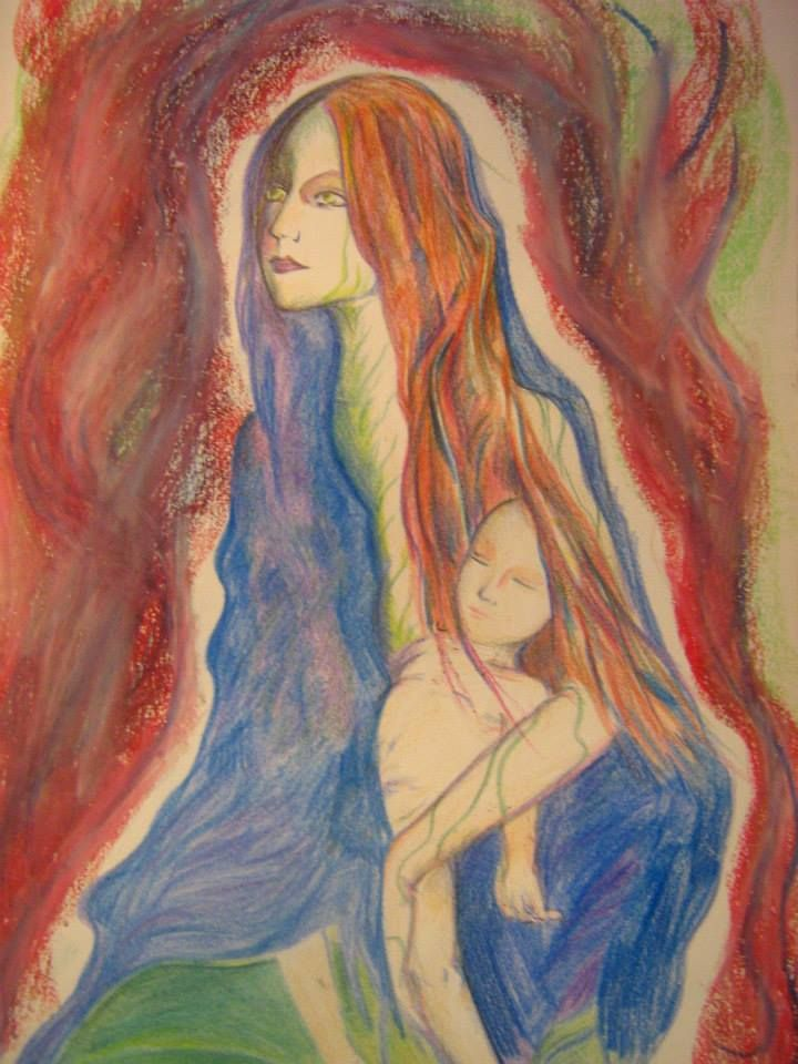 Madre Natura (Mother Nature) by Alma Cattleya