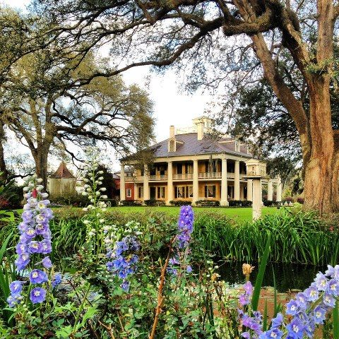 Houmas House Plantation. River Road, Louisiana.
