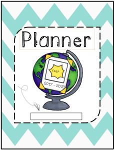 Teacher Planner Cover 2017-2018 visit Saved you a Spot to download – Primary education blog for teachers parents and pupils