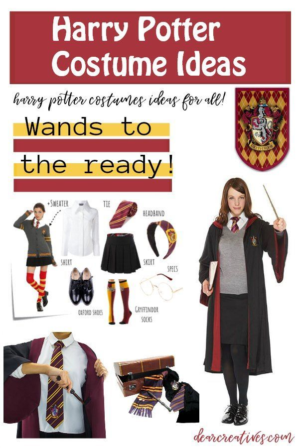 Are You A Harry Potter Fan Potterhead Are You Searching For Halloween Costumes To Diy Harry Potter Kids Costume Harry Potter Costume Diy Harry Potter Costume