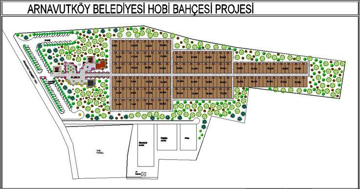 T.C. Arnavutköy Belediyesi Resmi Web Sitesi : Hobi Bahçeleri Sahiplerini Bekliyor