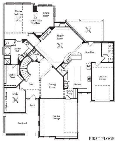 23 Best House Plans Images On Pinterest Floor Plans