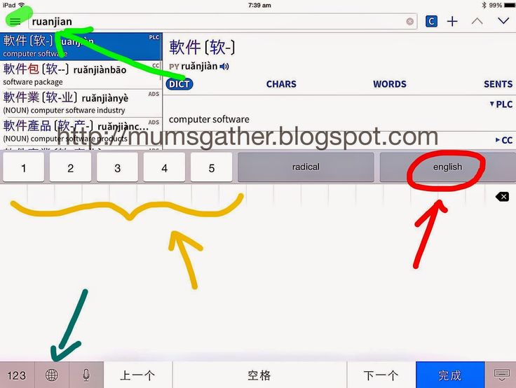 What Is A Good Chinese To English Dictionary App For Learning Chinese?