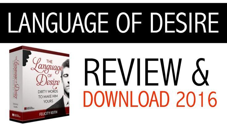 The Secret Language Of Desire - YouTube
