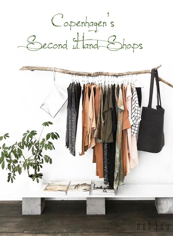 My favourite second hand shop in Copenhagen. Where to shop in Copenhagen. CPH. Sustainable choices. Sustainable living