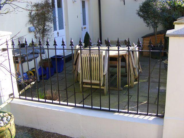 Wall railings in Tunbridge wells