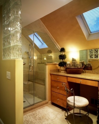 Bathroom Ceiling Ideas Pinterest: 17 Best Images About Ideas For Our Slanted Ceiling