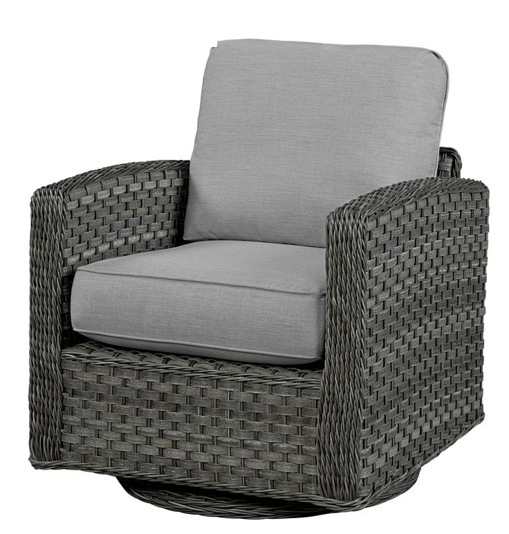 Wildon Home ® Swivel Glider Chair with Cushion & Reviews | Wayfair
