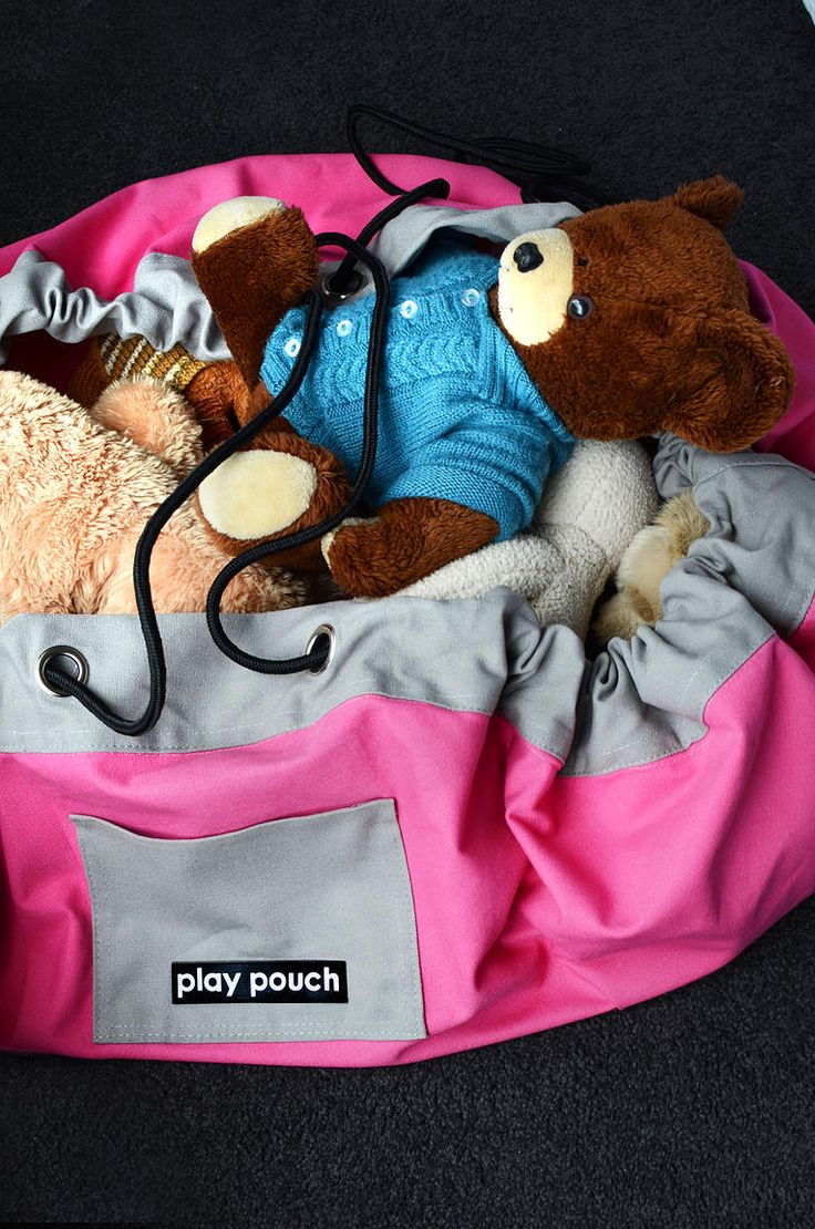 play pouch pictures