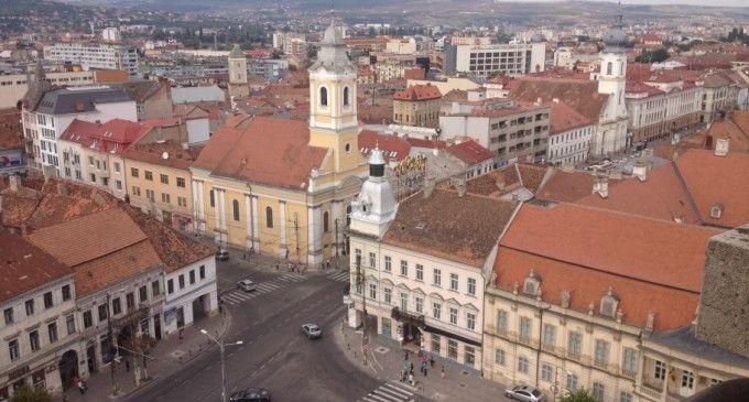 Clujul este Capitala Europeană a Tineretului 2015. Ce evenimente vor avea loc anul viitor