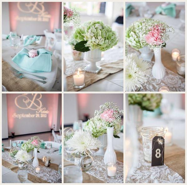Home Decor Blogs Shabby Chic: Shabby Chic Florida Wedding By Maria Angela Photography