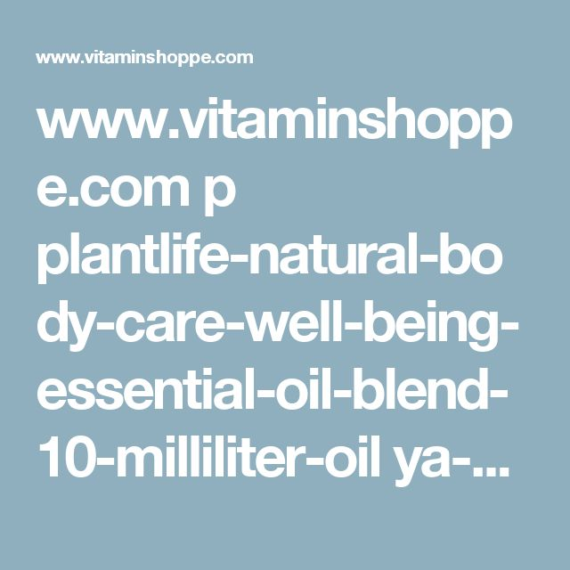www.vitaminshoppe.com p plantlife-natural-body-care-well-being-essential-oil-blend-10-milliliter-oil ya-0049