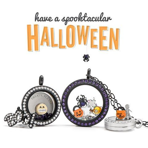 GUESS WHAT!! Our Halloween Collection is *LIVE*!! Creep it real this season with our new product! Which piece is your favorite?!  https://sharonmelone.origamiowl.com/