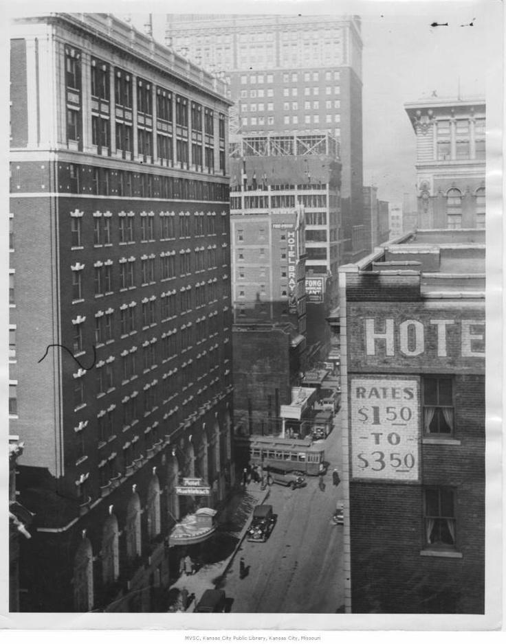 Hotel Baltimore Kansas City